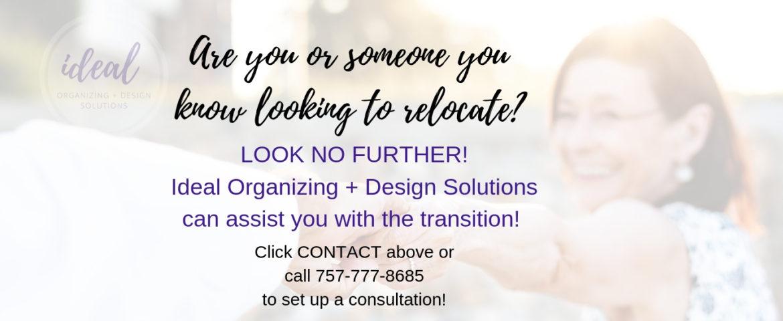 relocate, move, professional organizer