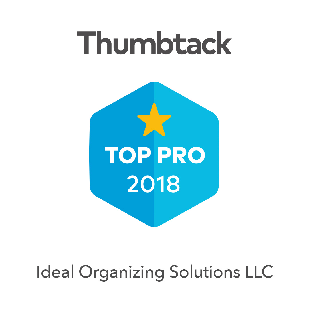 Thumbtack - Ideal Organizing Solutions, Virginia