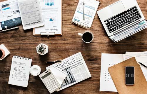 organize my business