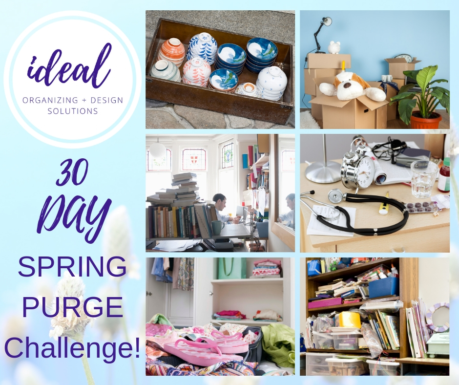 Challenge, Blog, Organizing, Clutter, Shoes, Dishes, toys, books, movies, junk