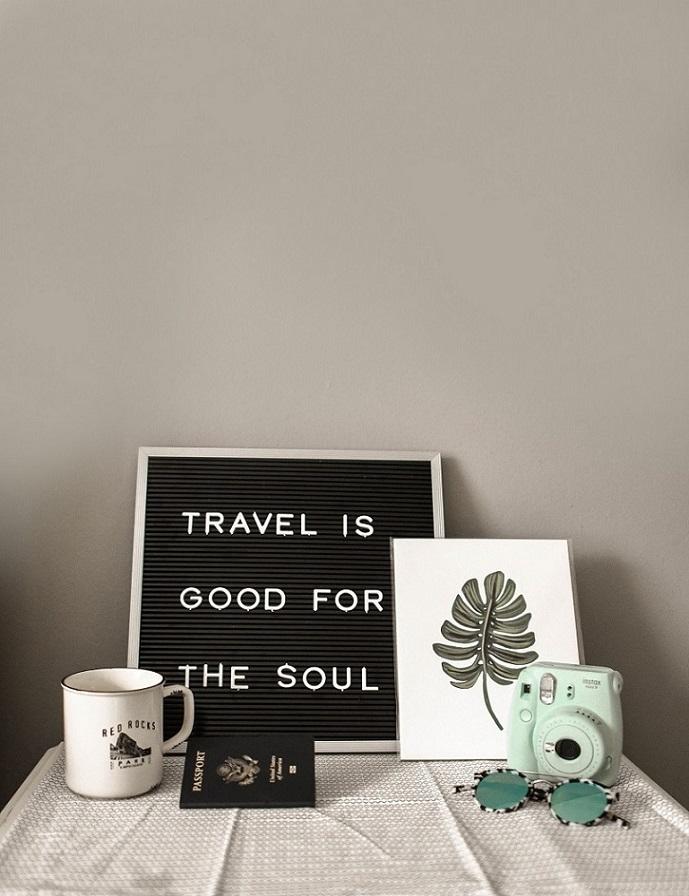 travel, organizing, ideal organizers