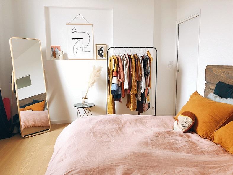 organized bedroom, ideal organizers, professional organizers
